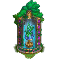 Rainforest Fountain