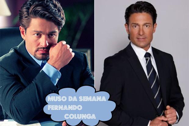 Fernando Colunga (Foto: Televisa / Divulgação)