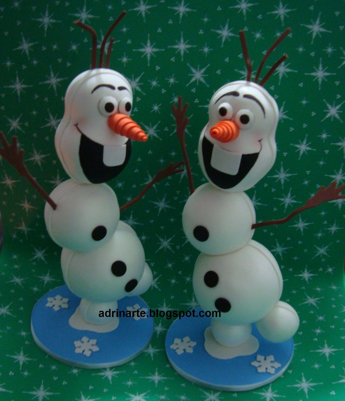 Olaf - Frozen 27cm de altura