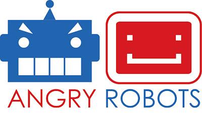 Angry Robots Cosplay