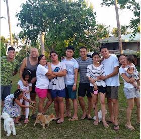 Heart Evangelista with Sen. Chiz Escudero and friends in Sorsogon