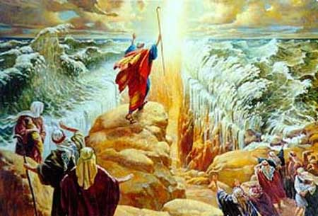10 Pesan Allah SWT Untuk Nabi Musa A.S