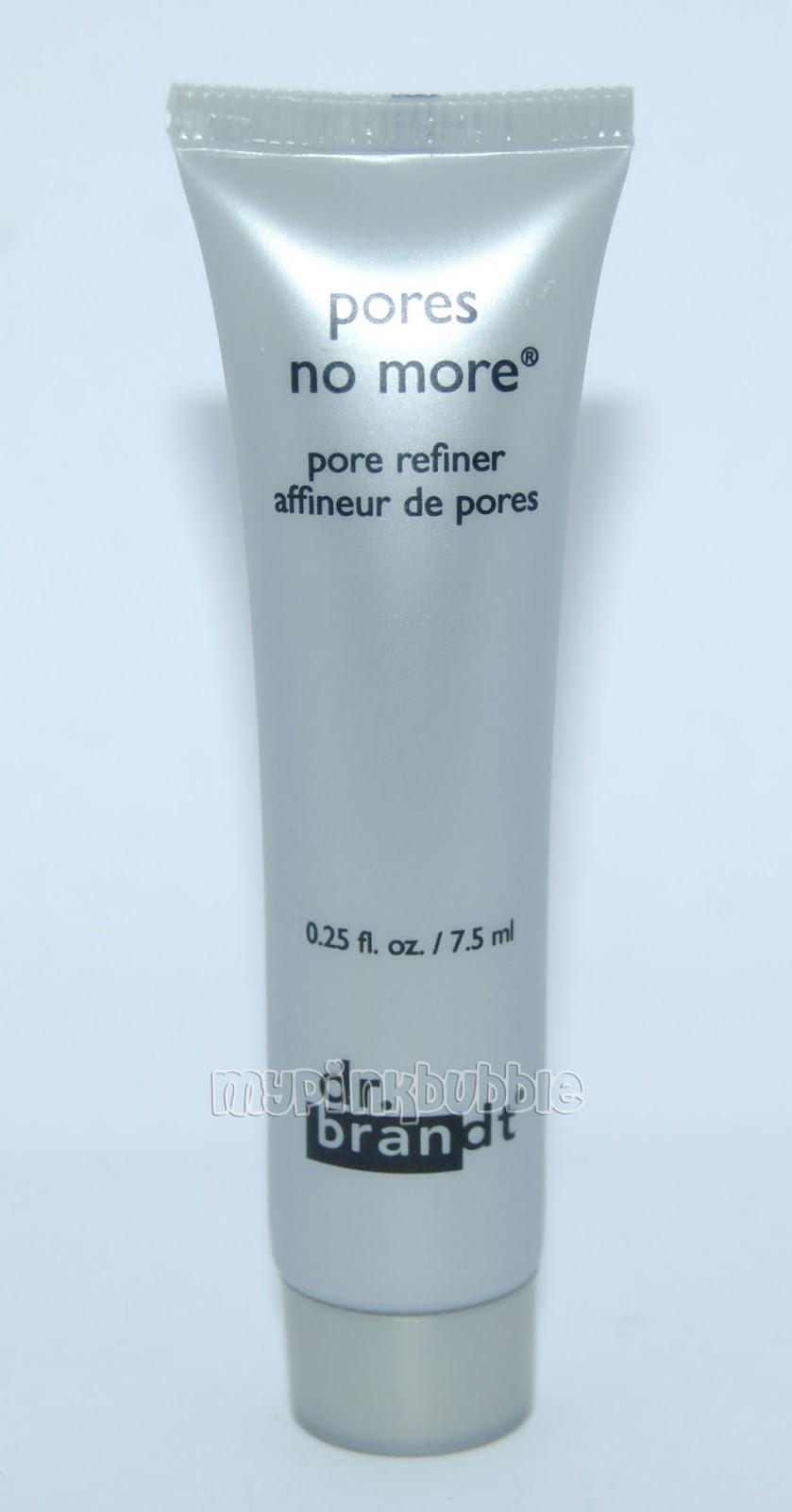 Dr Brant Pores no more pore refiner