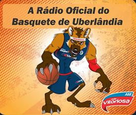 Jogos transmitidos da Unitri Uberlândia pela Rádio Vitoriosa AM: