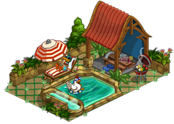 Summer Pool House Stage 5