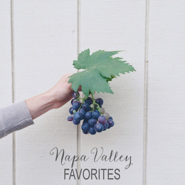 a guide to the napa valley