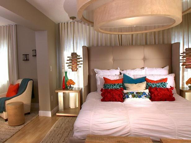 5183 ديكورات و اثاث غرف نوم   حوائط و الوان لغرفة نوم مودرن و كلاسيك