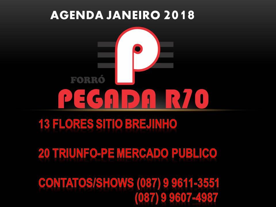 Agenda Forro Pegada R 10