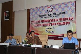 Pemeliharaan Jaringan Batik.net Diserahkan Ke SKPD