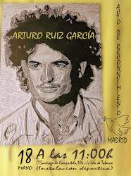 Homenaje a Arturo Ruiz García