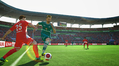 Download PES 2014 Patch 1.0 FULL Bundesliga (Single Link / Torrent / Multi Link)