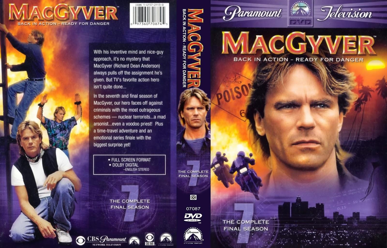 texte: MacGyver - Todas as Temporadas