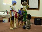 Children Drama Camp - David