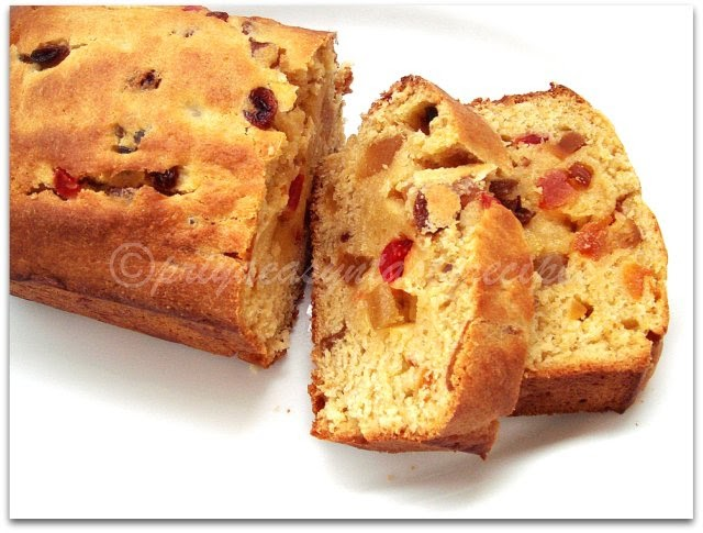 super fruits fruit cake recipes