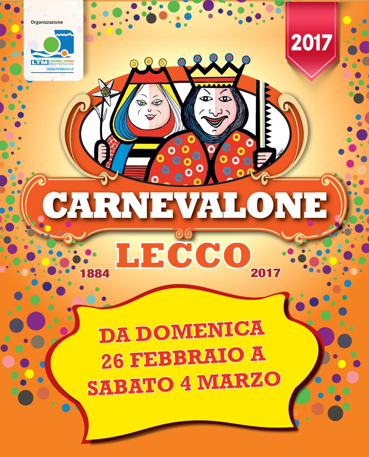 Carnevale a Lecco