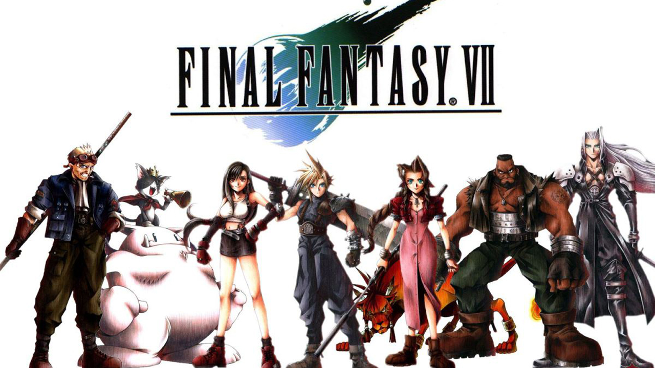FINAL FANTASY VII Gameplay IOS / Android