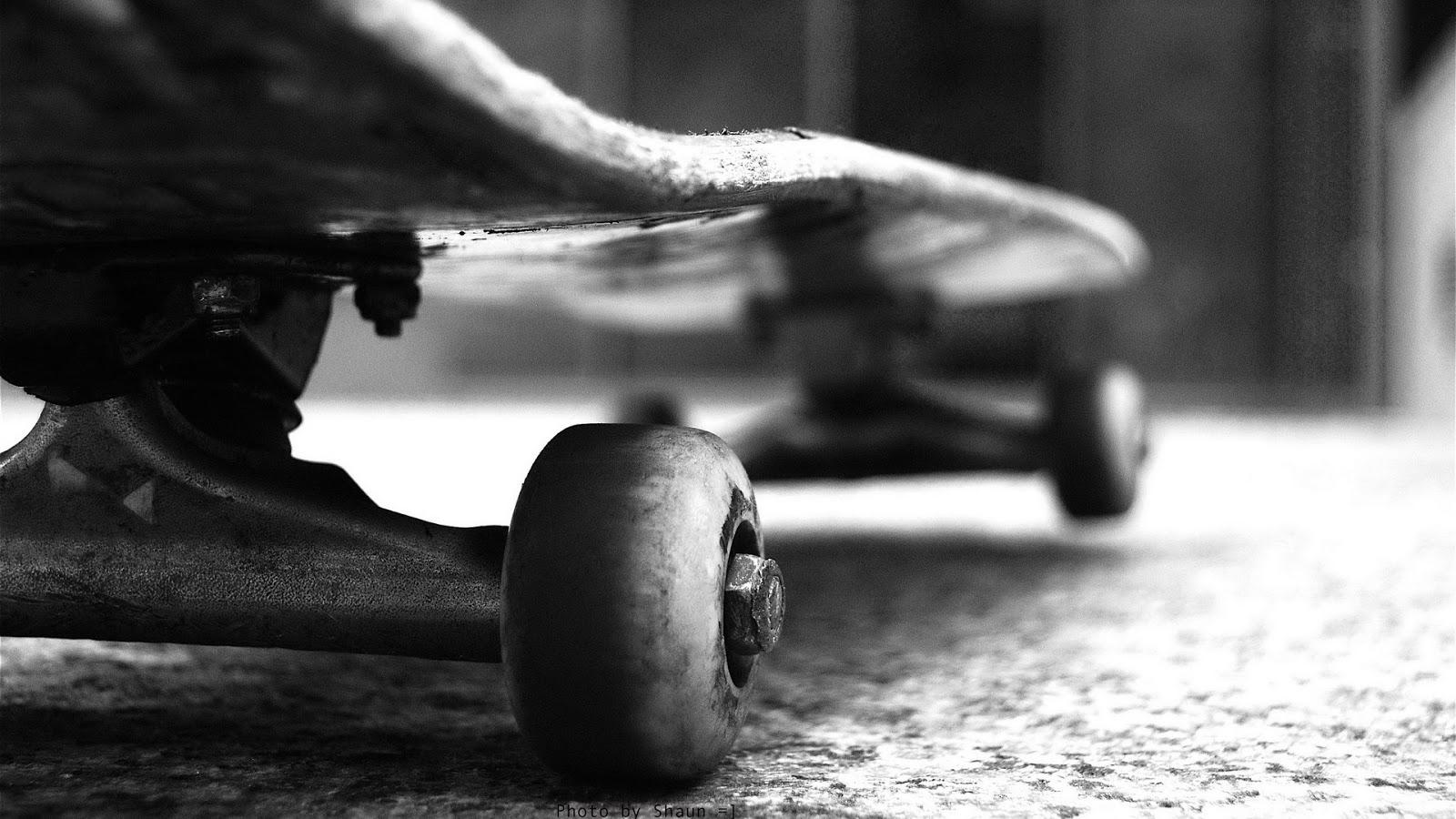 Imagenes ZT - Descarga fondos HD: Fondo Pantalla Skate Abandonado