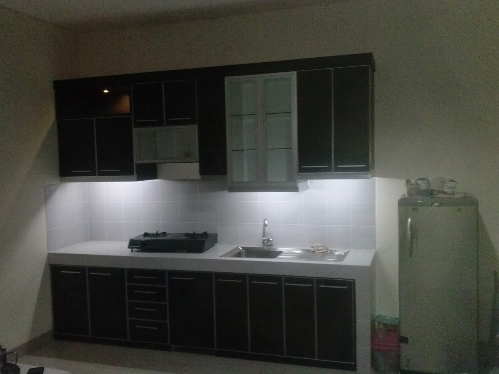 Kitchen set Ciganjur mas Bayu