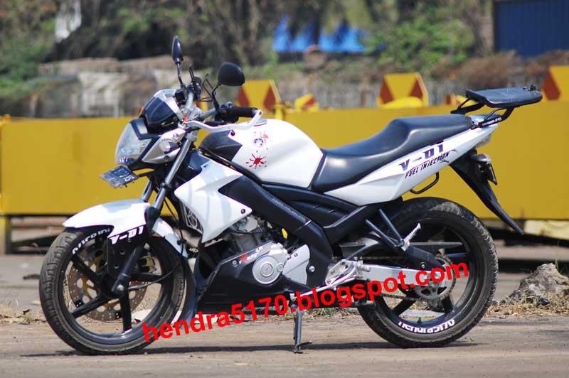 Upgrade Performa Yamaha Vixion (FZ 150) title=
