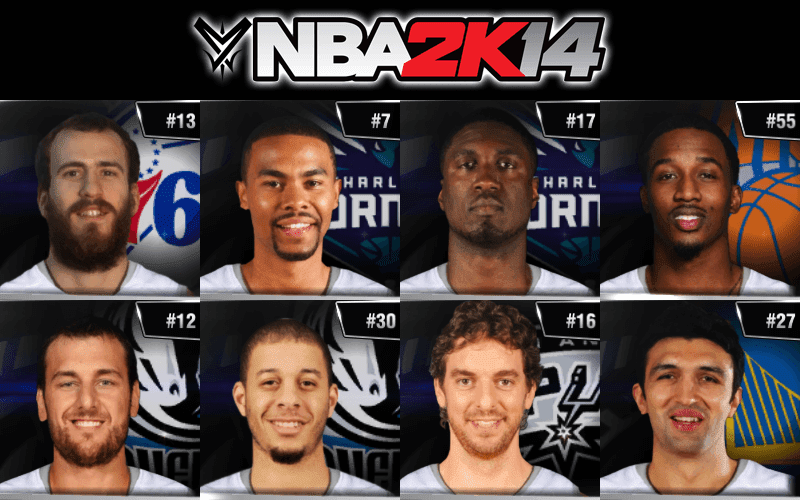 NBA 2k14 Ultimate Roster Update v7.3 : July 4th, 2016 - Free Agency Trades