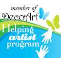 Member of DecoArt Helping Artist Program