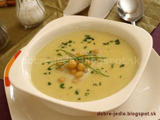 Kyslá cícerová polievka - recepty