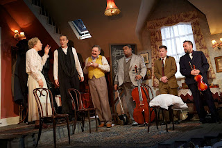 The Ladykillers Gielgud Theatre