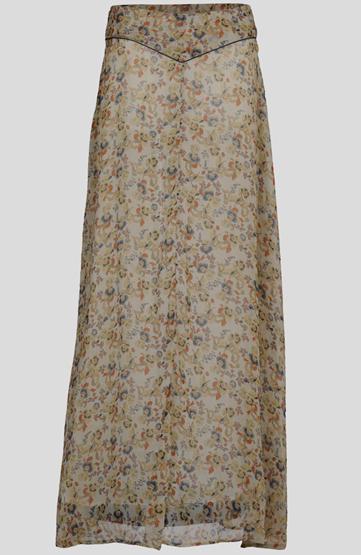 faldas largas otoño invierno 2011 2012 Pepe Jeans