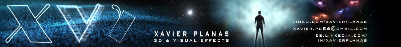 Xavier Planas 3D/VFX