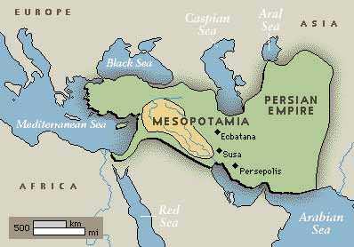 Sejarah Senirupa Mesopotamia