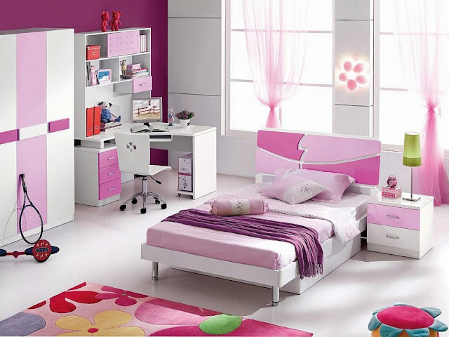 Children Bedroom Furniture Ideas in Smart Placement