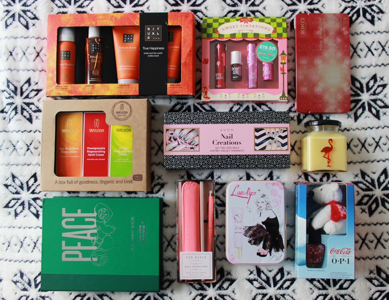 Christmas beauty gifts for under £25