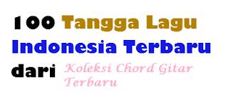 Tangga Lagu Lagu Indonesia Terbaru Februari 2013