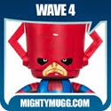 Marvel Mighty Muggs Wave 4