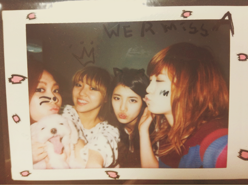Miss A Sweet Moment Picture