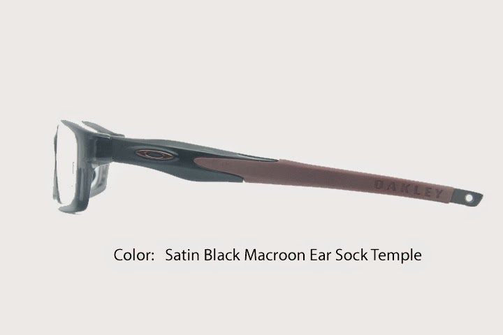 oakley crosslink temple kit