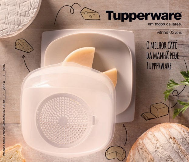 queijeira tupperware