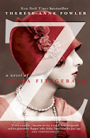Z: A Novel of Zelda Ftizgerald, Therese Anne Fowler cover