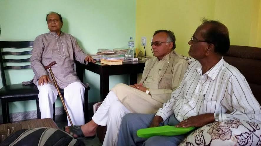 'नेपालक मैथिली काव्य कोनो समकालीन काव्यधारासं बीस'
