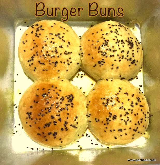 Eggless Dinner Roll