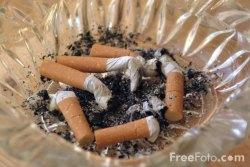 фото Не выбрасывайте пепел от сигарет!