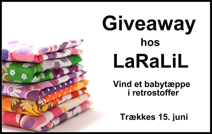 Give Away hos LaRaLiL