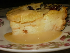BAKED PUDDING CREAM CARAMEL SAUCE