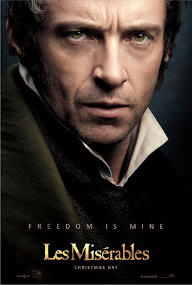 les miserables, huge Jackman