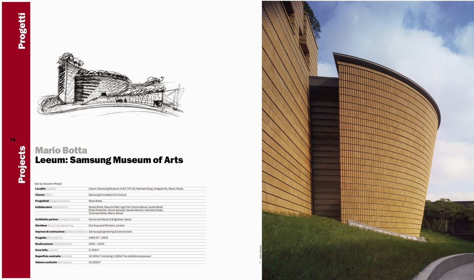 Architecture Library Leeum Samsung Museum Of Arts Seoul