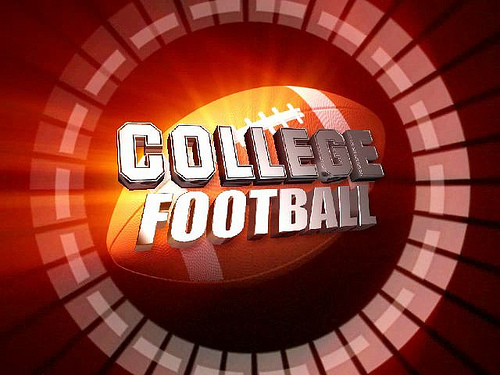 college football logo