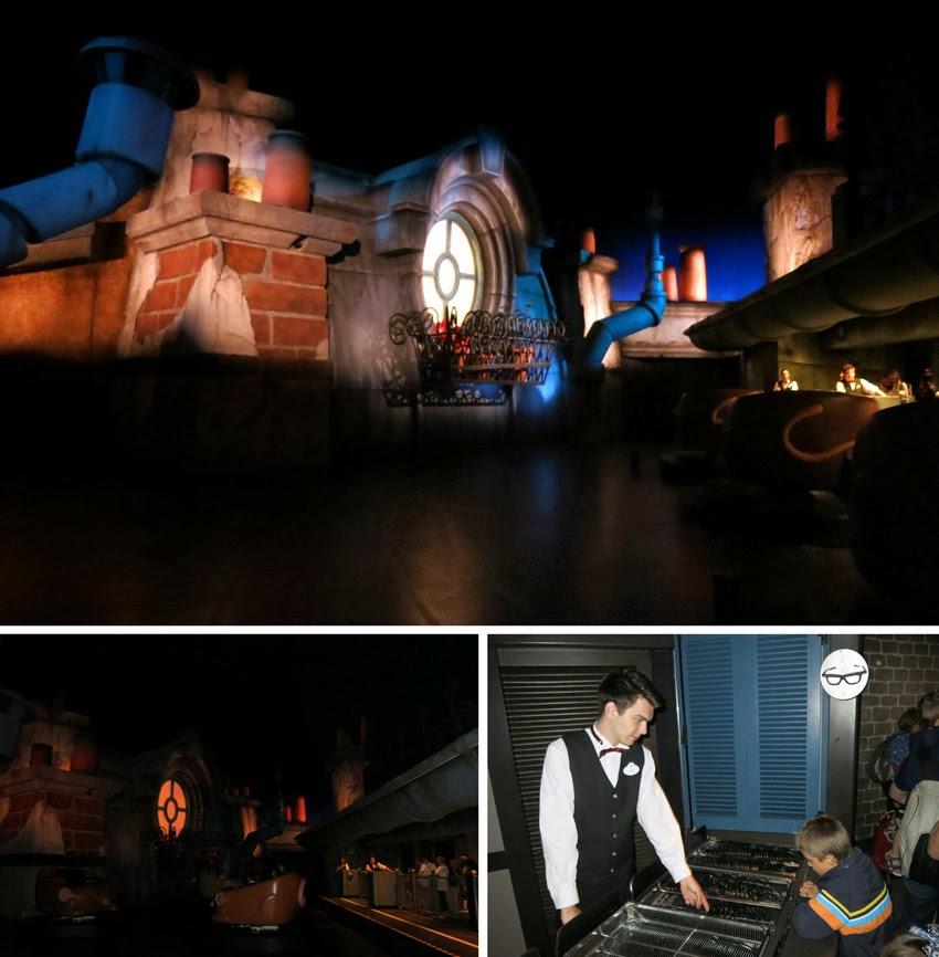 Atracción Ratatouille en Disneyland Paris2