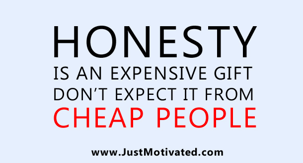 """honesty vs integrity Honesty vs integrity – the truth by wes on may 26, 2014 in sales during this week's coaching session a discussion """"having integrity vs being honest and telling the truth"""" was the topic."""