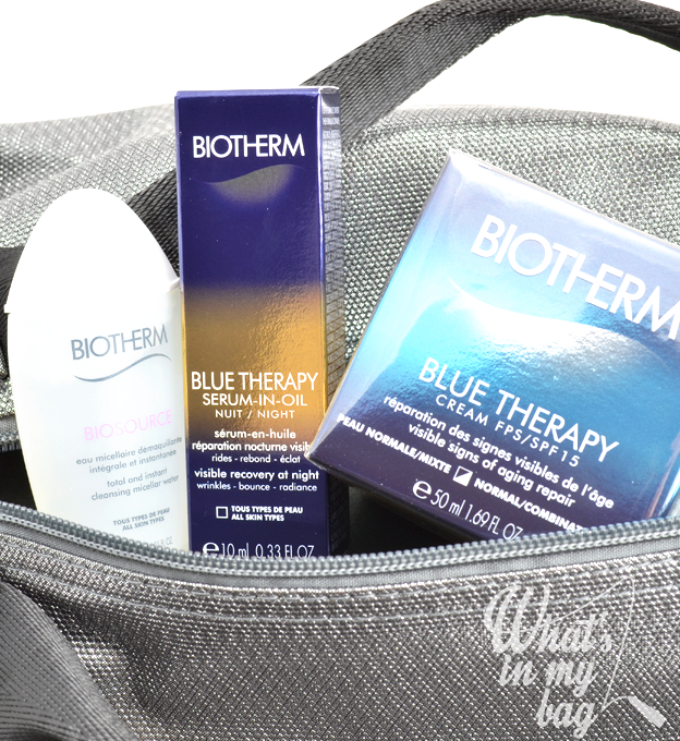 Biotherm and Mandarina Duck