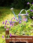 Hitta svenska trädgårdsbloggar i din växtzon!